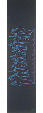 THRASHER - Flame Heather - Mob - Grip