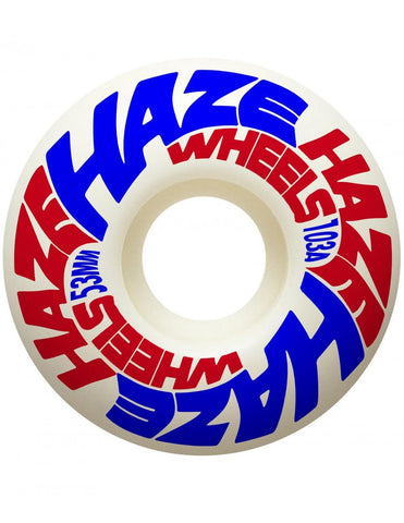 HAZE Wheels - Twirl Team - 103A 53mm