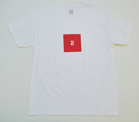 POETIC COLLECTIVE - Box Tee /White