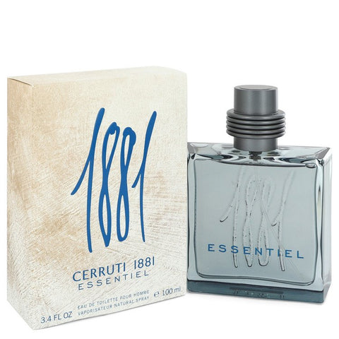 1881 Essentiel by Nino Cerruti for Men. Eau De Toilette Spray 3.3 oz