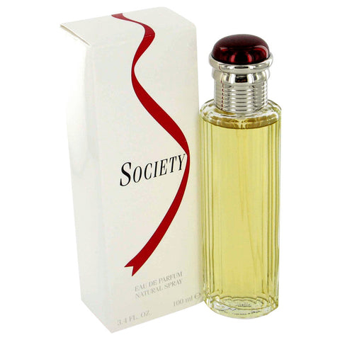Eau De Parfum Spray 3.4 oz, SOCIETY by Society Parfums