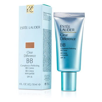 Estee Lauder Clear Difference Complexion Perfecting Bb Creme Spf 35 - # 3 Medium/deep 1 oz, Estee Lauder Face Care