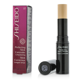 Shiseido Perfect Stick Concealer - #22 Natural Light 0.17 oz, Shiseido Face Care