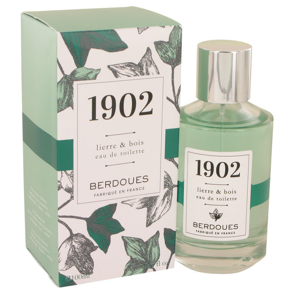Eau De Toilette Spray 3.38 oz, 1902 Lierre & Bois by Berdoues