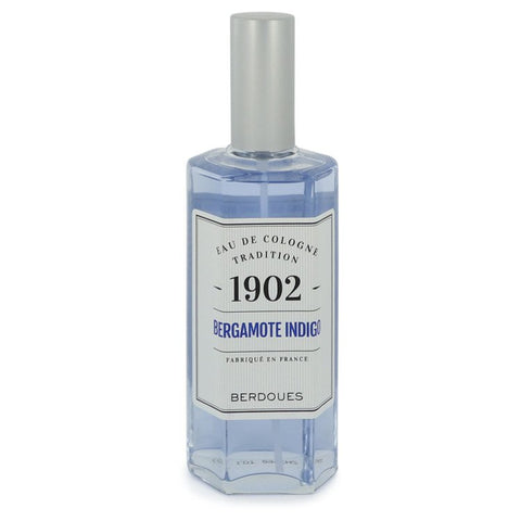 1902 Bergamote Indigo by Berdoues for Women. Eau De Cologne Spray 4.2 oz