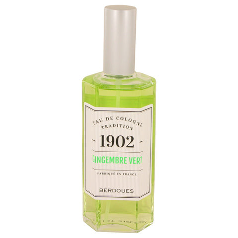 Eau De Cologne Spray (unboxed) 4.2 oz, 1902 Gingembre Vert by Berdoues