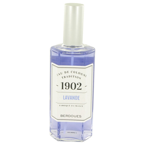 Eau De Cologne Spray 4.2 oz, 1902 Lavender by Berdoues