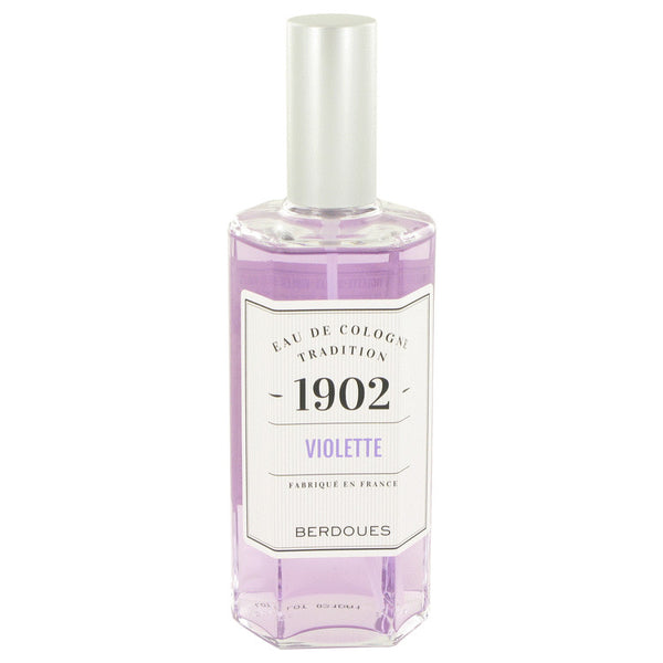 Eau De Cologne 4.2 oz, 1902 Violette by Berdoues