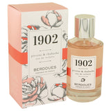 Eau De Toilette Spray 3.38 oz, 1902 Pivoine & Rhubarbe by Berdoues
