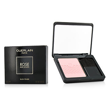 Guerlain Rose Aux Joues Tender Blush - #01 Morning Rose 0.22 oz, Guerlain Other