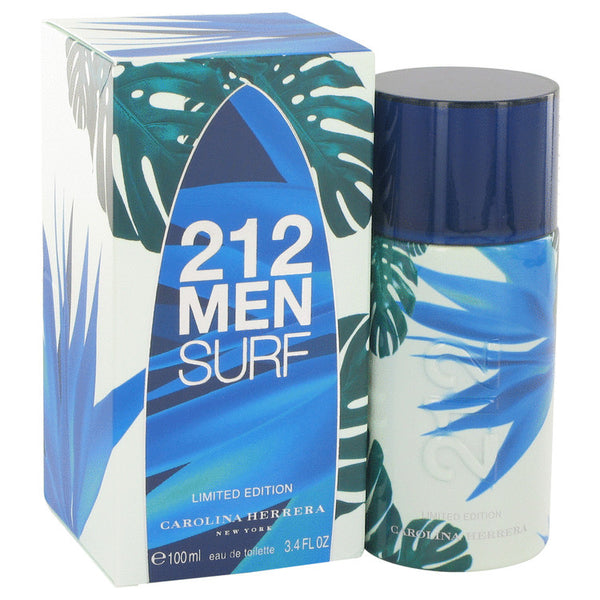 Eau De Toilette Spray (Limited Edition 2014) 3.4 oz, 212 Surf by Carolina Herrera