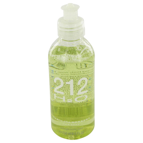 Shower Gel/ Body Wash 8.5 oz, 212 H20 by Carolina Herrera
