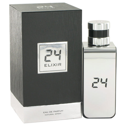 Eau De Parfum Spray 3.4 oz, 24 Platinum Elixir by ScentStory