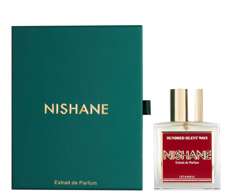 Hundred Silent Ways by Nishane for Women. Eau De Parfum Spray 1.7 oz
