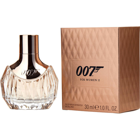 007 Women II by James Bond for Women. Eau De Parfum Spray 1 oz