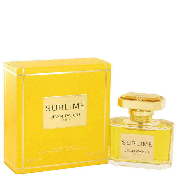 Eau De Parfum Spray 1.6 oz, SUBLIME by Jean Patou