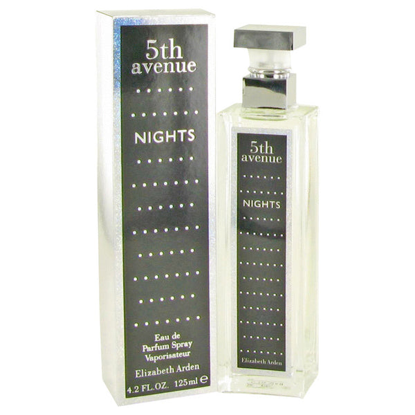 Eau De Parfum Spray 4.2 oz, 5th Avenue Nights by Elizabeth Arden
