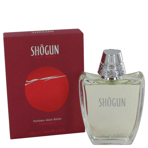 Eau De Toilette Spray 3.4 oz, Shogun by Alain Delon