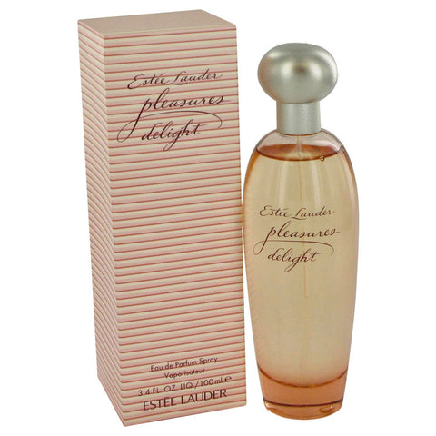 Eau De Parfum Spray 1 oz, Pleasures Delight by Estee Lauder