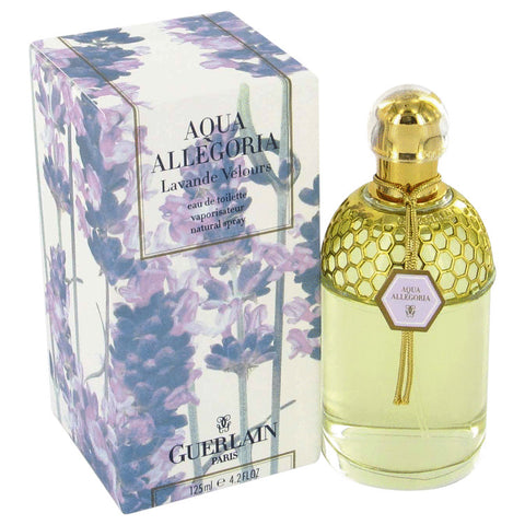Eau De Toilette Spray 4.2 oz, AQUA ALLEGORIA LAVANDE VELOURS by Guerlain