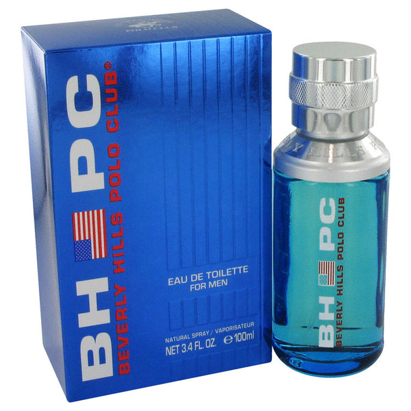 Eau De Toilette Spray 3.4 oz, BEVERLY HILLS POLO CLUB Sport by Beverly Fragrances