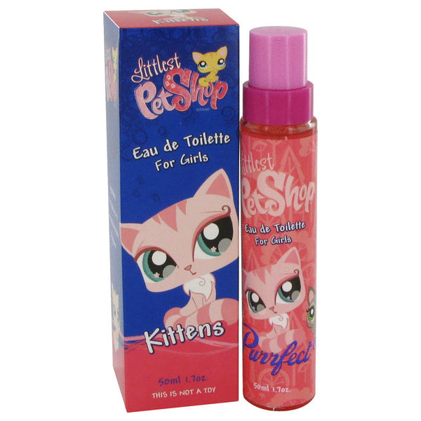 Eau De Toilette Spray 1.7 oz, Littlest Pet Shop Kittens by Marmol & Son