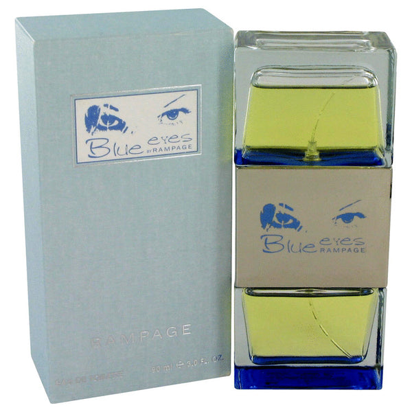 Eau De Toilette Spray 3 oz, Blue Eyes by Rampage