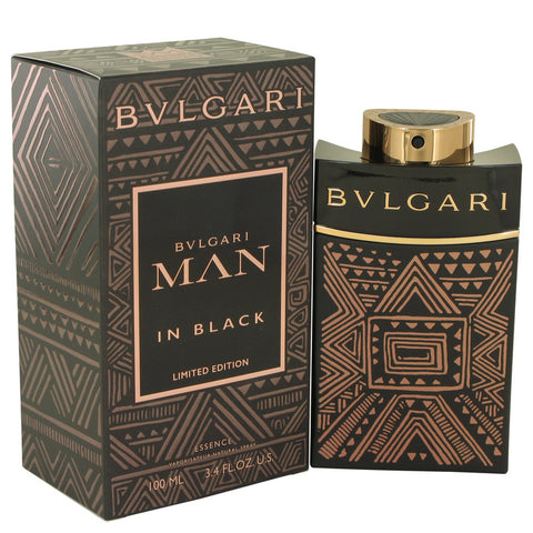Eau De Parfum Spray (Tester) 3.4 oz, Bvlgari Man in Black Essence by Bvlgari