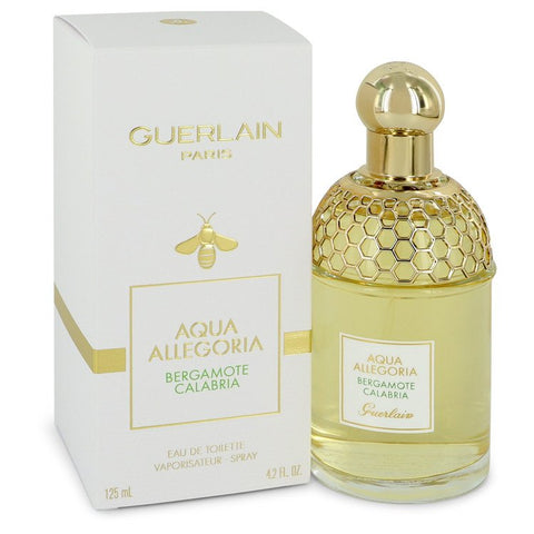 Aqua Allegoria Bergamote Calabria by Guerlain for Women. Eau De Toilette Spray 4.2 oz