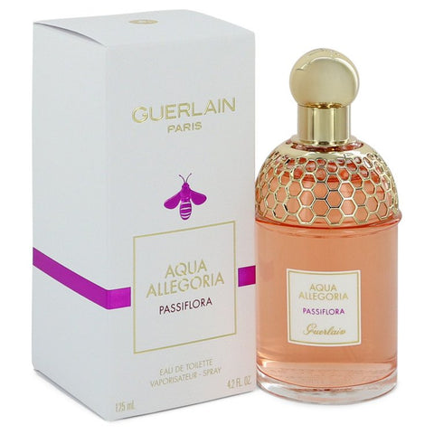 Aqua Allegoria Passiflora by Guerlain for Women. Eau De Toilette Spray 4.2 oz