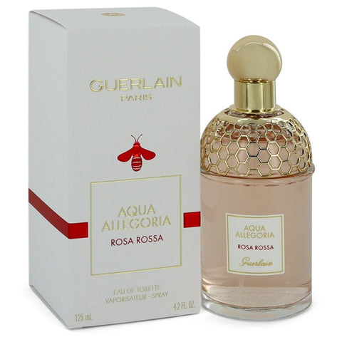 Aqua Allegoria Rosa Rossa by Guerlain for Women. Eau De Toilette Spray 4.2 oz