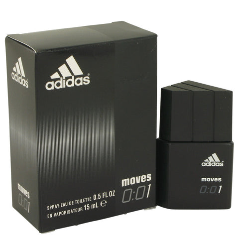 Eau De Toilette Spray .5 oz, Adidas Moves 001 by Adidas