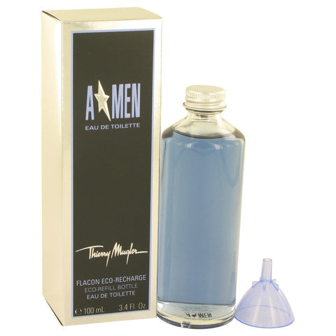 Eau De Toilette Eco Refill Bottle 3.4 oz, ANGEL by Thierry Mugler