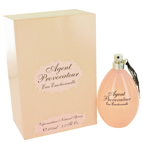 Eau De Toilette Spray 3.4 oz, Agent Provocateur Eau Emotionnelle by Agent Provocateur