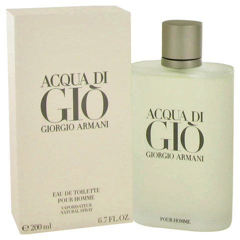 Eau De Toilette Spray 6.7 oz, ACQUA DI GIO by Giorgio Armani