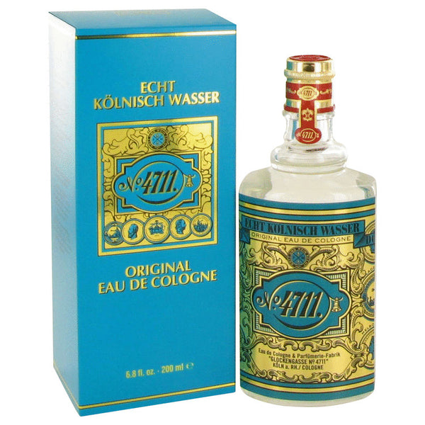 Eau De Cologne (Unisex) 6.8 oz, 4711 by Muelhens