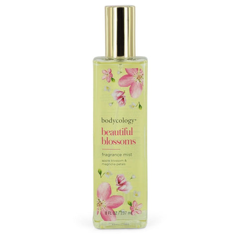 Bodycology Beautiful Blossoms by Bodycology for Women. Fragrance Mist Spray 8 oz