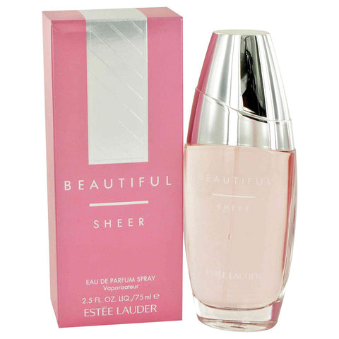 Eau De Parfum Spray 2.5 oz, Beautiful Sheer by Estee Lauder