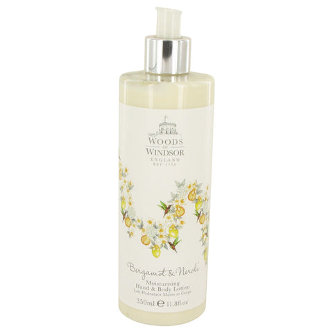 Body Lotion 11.8 oz, Bergamot & Neroli by Woods of Windsor