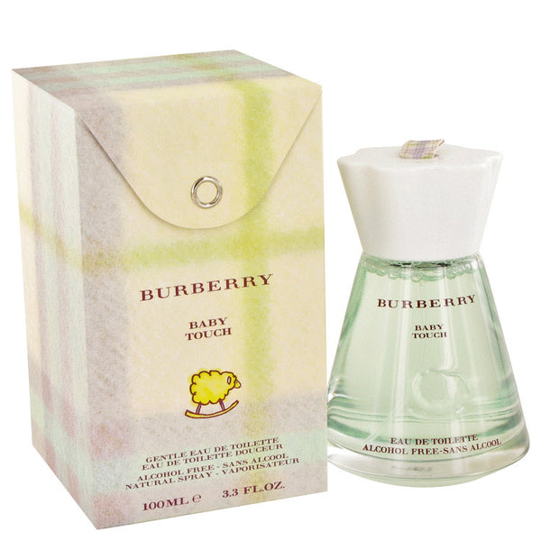 Alcohol Free Eau De Toilette Spray 3.3 oz, Burberry Baby Touch by Burberry