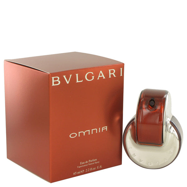Eau De Parfum Spray 2.2 oz, Omnia by Bvlgari