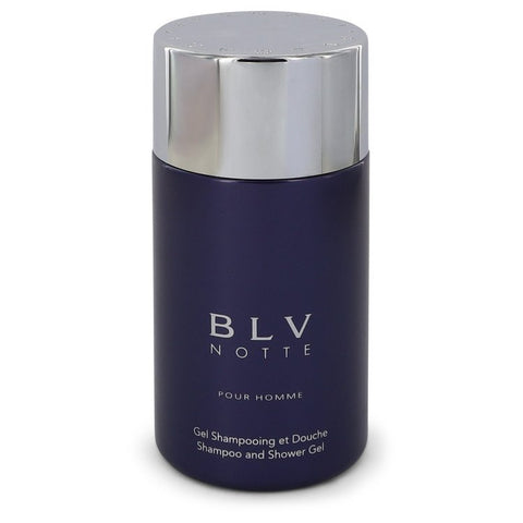 Bvlgari Blv Notte by Bvlgari for Men. Shower Gel 6.7 oz