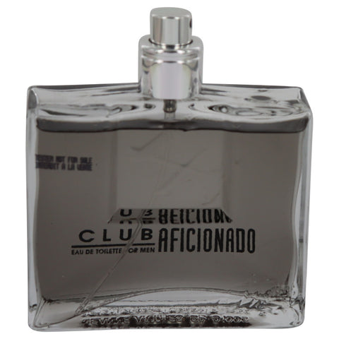 Eau De Toilette Spray (Tester) 3.4 oz, Club Aficionado by Jeanne Arthes