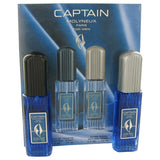 Gift Set (2.5 oz Eau De Toilette Spray + 2.5 oz After Shave), Captain by Molyneux