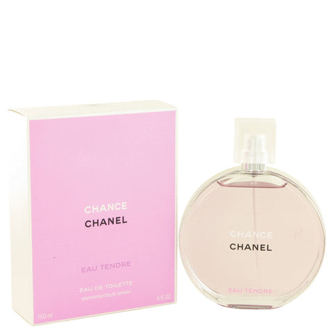 Eau De Toilette Spray 5 oz, Chance Eau Tendre by Chanel