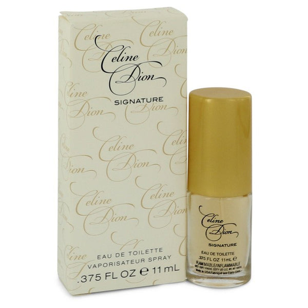 Celine Dion Signature by Celine Dion for Women. Eau De Toilette Spray 0.38 oz