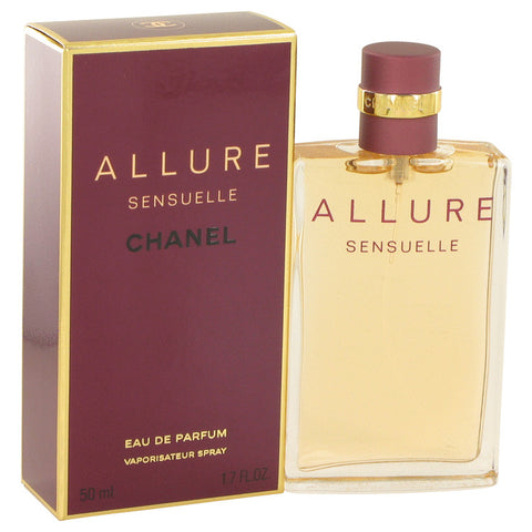 Eau De Parfum Spray 1.7 oz, Allure Sensuelle by Chanel