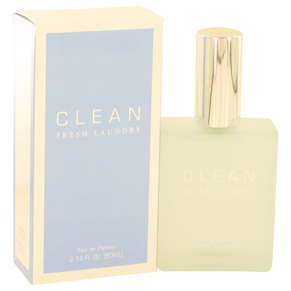 Eau De Parfum Spray 2 oz, Clean Fresh Laundry by Clean