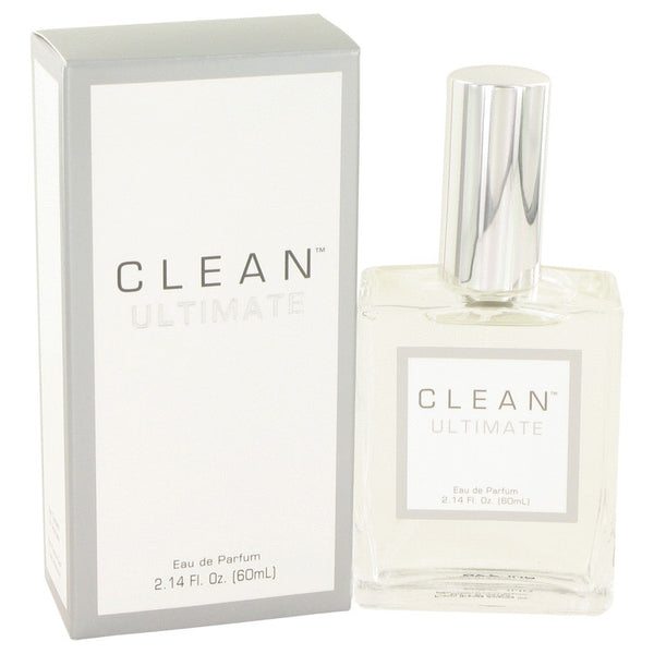 Eau De Parfum Spray 2.14 oz, Clean Ultimate by Clean