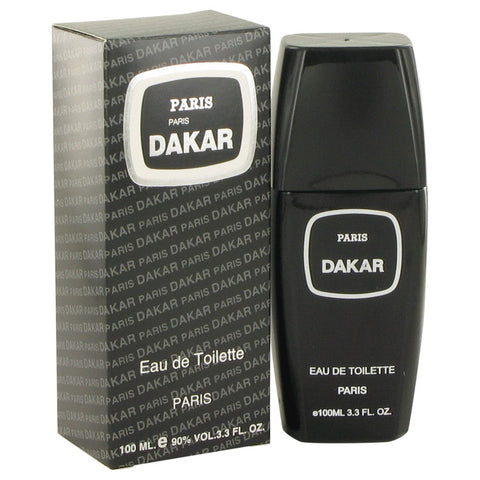 Eau De Toilette Spray 3.4 oz, Dakar by Parfums Paris Dakar